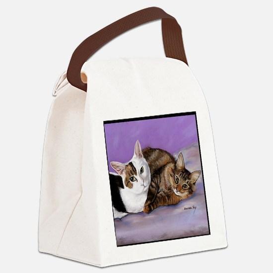 karencats11x11pillow Canvas Lunch Bag