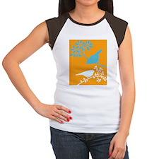8 Women's Cap Sleeve T-Shirt