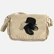 TapShoesBowlerGloves012511 Messenger Bag