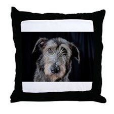 Rogue! Throw Pillow