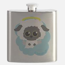 sheep angel2 Flask