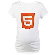 HTML5-Orange Shirt