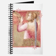Funny Angel music Journal