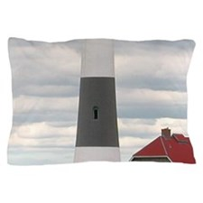 ROBERT_MOSES_STATE_PARK_LIGHTHOUSE_NY Pillow Case