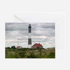 ROBERT_MOSES_STATE_PARK_LIGHTHOUSE_N Greeting Card