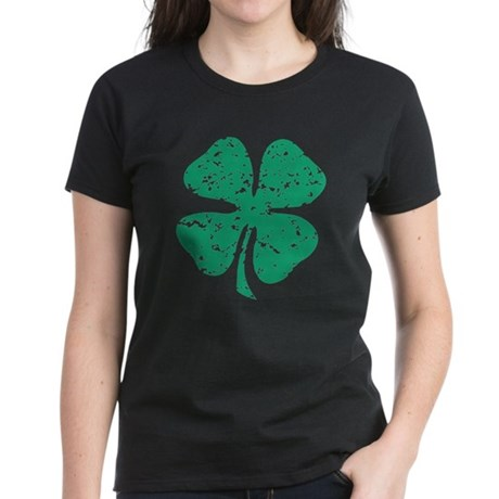 Shamrock Women's Dark T-Shirt