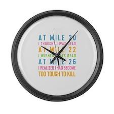 Unique Sports motivational Large Wall Clock