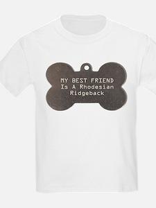 Friend Ridgeback Kids T-Shirt