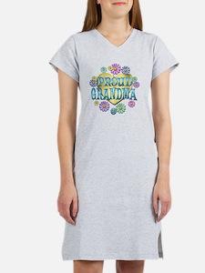 proudgrandma Women's Nightshirt