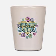 proudgrandma Shot Glass