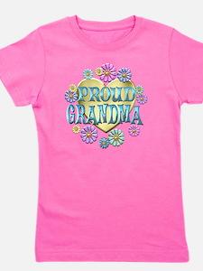 proudgrandma Girl's Tee