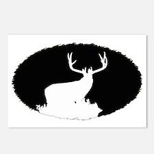 Monster buck Postcards (Package of 8)