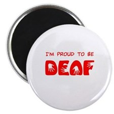 Proud to be Deaf Magnet
