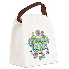 PROUDNANA Canvas Lunch Bag