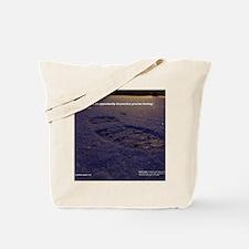 Predawn Runner Calendar - January Tote Bag