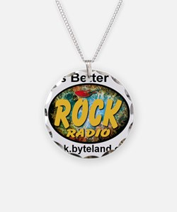 its_better_on_rock_radio Necklace