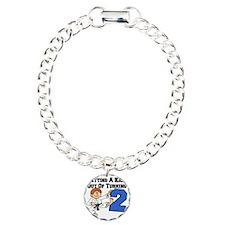 Karate 2nd Birthday Bracelet