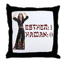 purim Throw Pillow