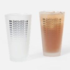 district818_fading Drinking Glass