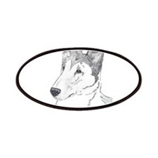 Smooth Collie sable Patches
