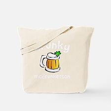 Drunky Beer - dk Tote Bag
