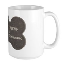 Friend Elkhound Mug