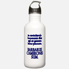 Camping Out Bl Masc Water Bottle