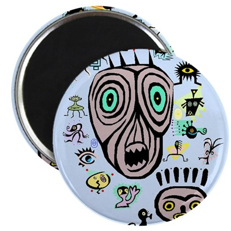 "gris gris 2.25"" Magnet (10 pack)"