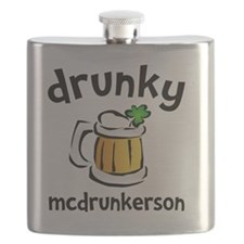 Drunky Beer Flask