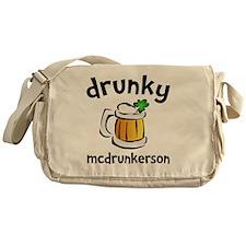 Drunky Beer Messenger Bag