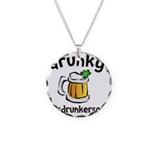 Drunky Beer Necklace