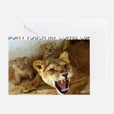 thatmycatcup Greeting Card