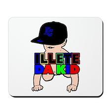 illete da kid in full color (mousepad)