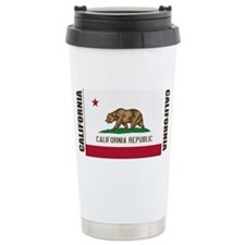 LP-california-flag Travel Mug