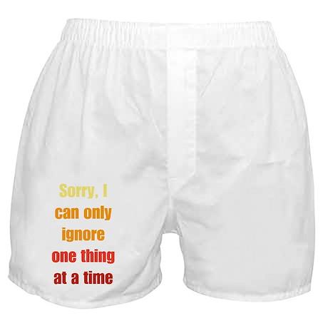 onething_journ Boxer Shorts