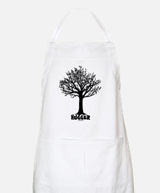 TREE hugger (black) BBQ Apron