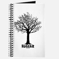 TREE hugger (black) Journal