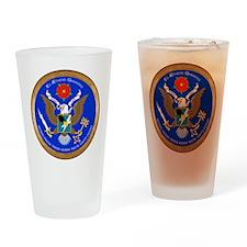 ASA_Seal_Tshirt Drinking Glass