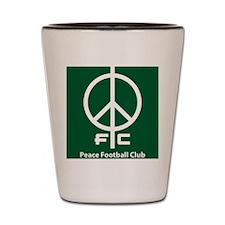 FC Logo 03 Shot Glass