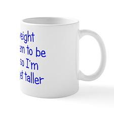 losing-weight_rect1 Mug