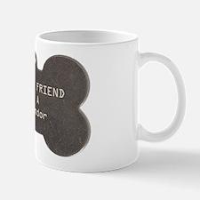 Friend Komondor Mug
