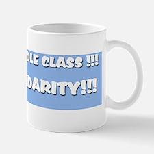 union solidarity Mug