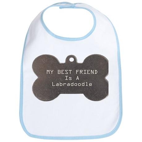 Friend Labradoodle Bib