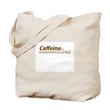Caffeine Effect Tote Bag
