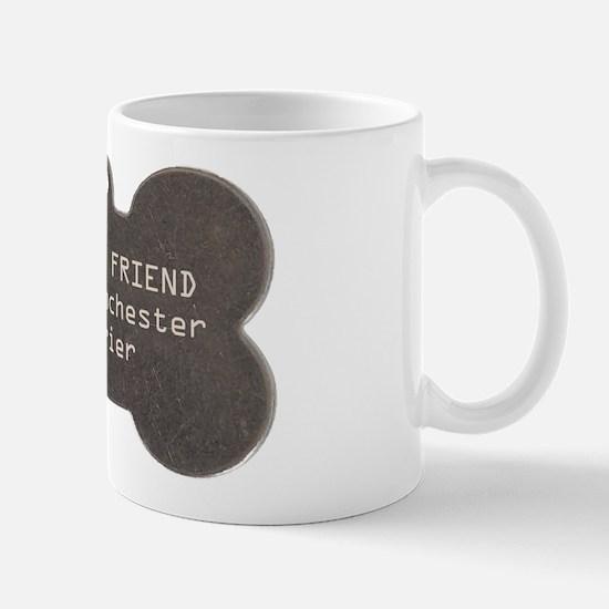 Friend Manchester Mug
