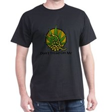 Dont-Tread-On-Me-Marijuana T-Shirt