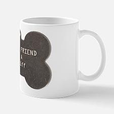 Friend Mastiff Mug