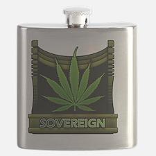 Sovereign-marijuana Flask