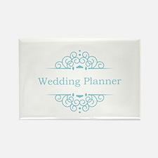 Wedding Planner in blue Magnets