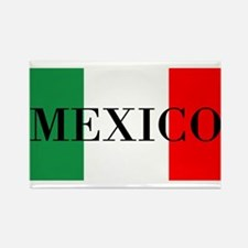 Mexico Flag Colors Magnets